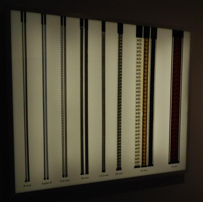 film formats
